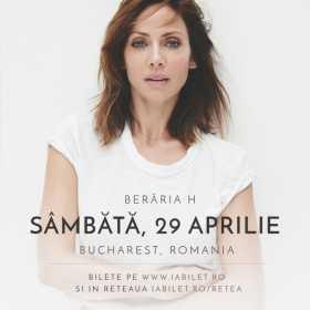 Concert Natalie Imbruglia la Bucuresti: Program si reguli de acces