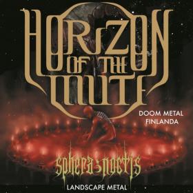 Concert doom finlandez cu Horizon of the Mute