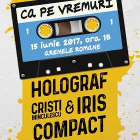 Holograf, Compact si Cristi Minculescu & Iris canta din nou impreuna dupa 20 de ani