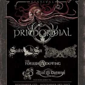 SWALLOW THE SUN este cel de-al treilea headliner anuntat la Metal Gates Festival