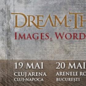 Ultimele pachete aniversare pentru concertele Dream Theater sunt disponibile pana pe 9 mai sau pana la epuizarea stocului