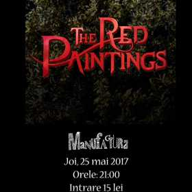 Concert cu australienii de la The Red Paintings la Timisoara