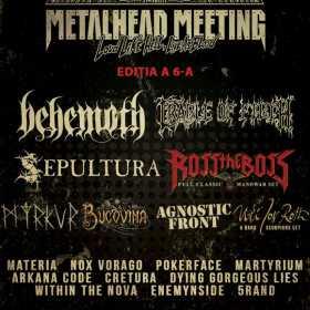 Festivalul Metalhead Meeting la Arenele Romane