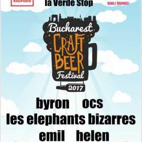 Punk, rock, indie, electro si jazz la Bucharest Craft Beer Festival