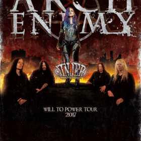 Trupa Arch Enemy concerteaza la Bucuresti