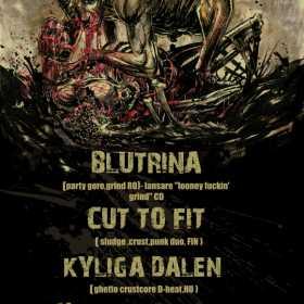 Trupa Blutrina lanseaza in premiera albumul de debut