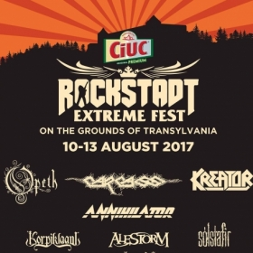 Rockstadt Extreme Fest 2017 confirma trupe noi: Altar, White Walls, Diabolical si altii