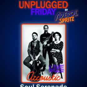 Unplugged Friday cu Soul Serenade pe terasa Hard Rock