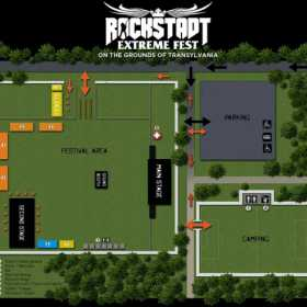 Camping Rockstadt Extreme Fest 2017: info + o noua zona