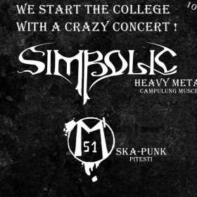 Concert Simbolic & Magazinu 51 in club Underworld