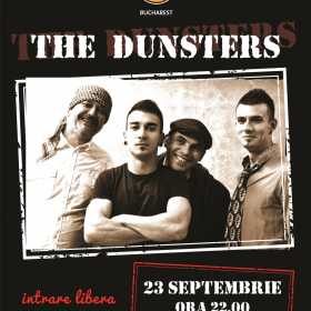 Concert The Dunsters la Hard Rock Cafe
