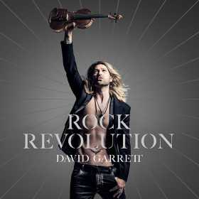 David Garrett revine cu albumul 'Rock Revolution'