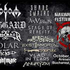 Doua noi trupe confirmate la Maximum Rock Festival, editia 2017