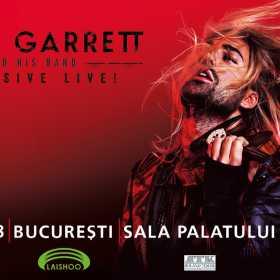 Primul concert David Garrett in Romania are loc la Sala Palatului din Bucuresti
