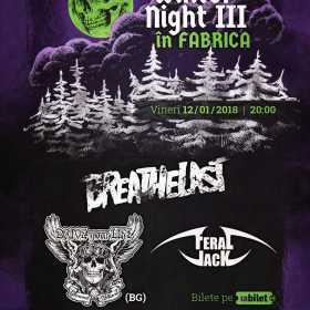 A treia editie Winter Night are loc in Club Fabrica