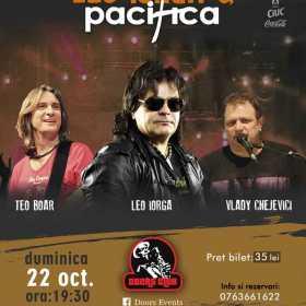 Concert Leo Iorga & Pacifica la Doors Club