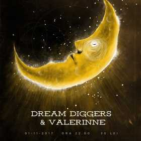 Concert Valerinne si The Dream Diggers in Club Control