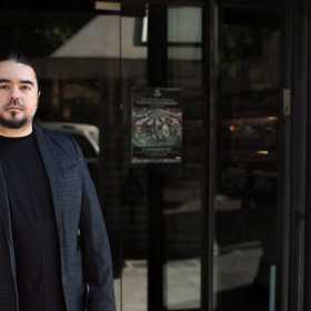 Un scurt documentar despre 'The Twilight Visions of Costin Chioreanu'