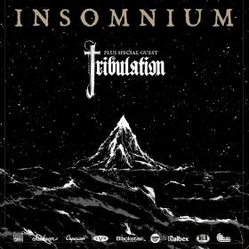 Concert Insomnium in club Quantic, 22 martie 2018