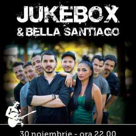 Concert Jukebox & Bella Santiago in Hard Rock Cafe
