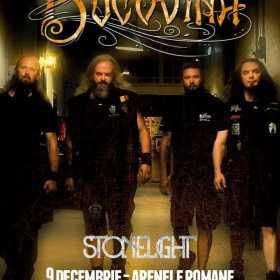 Stonelight canta alaturi de Bucovina la Arenele Romane