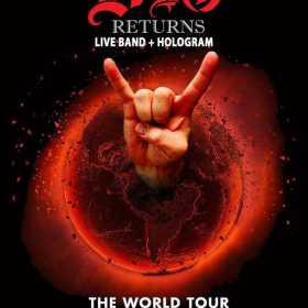 Tim'Ripper' Owens vine cu Dio Disciples si Holograma lui Dio la Bucuresti pe 17 decembrie