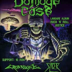 Trupa Damage Case lanseaza primul material discografic