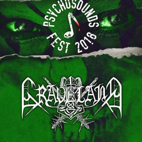GRAVELAND anuntat ca headliner la 'Psychosounds Fest 2018'