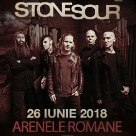 STONE SOUR vor sustine un concert la Arenele Romane din Bucuresti