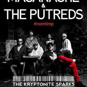 The Krypytonite Sparks sunt invitatii lui Macanache & The Putreds la concertul din Quantic Club pe 19 ianuarie