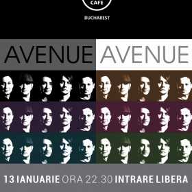 Avenue concerteaza la Hard Rock Cafe