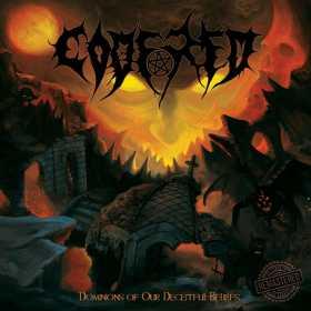 CodeRed lanseaza o noua piesa si deschid pre-comenzile pentru noua varianta a albumului Dominions of Our Deceitful Beliefs