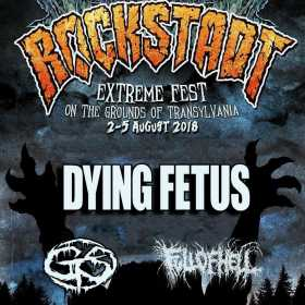 Noi confirmari pentru REF 2018 - Dying Fetus, Get The Shot si Full Of Hell