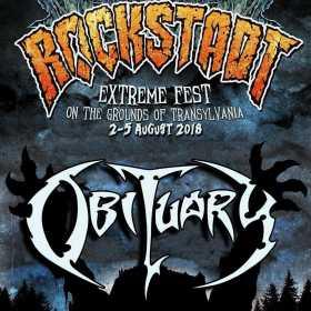 OBITUARY, headliner in prima zi de Rockstadt Extreme Fest