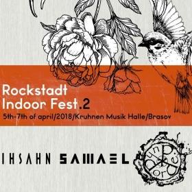 Rockstadt Indoor Fest la Kruhnen Musik Halle din Brasov