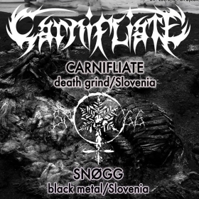 CARNIFLIATE, Snogg (Metal Under Moonlight LXXII, 25.03.2018)