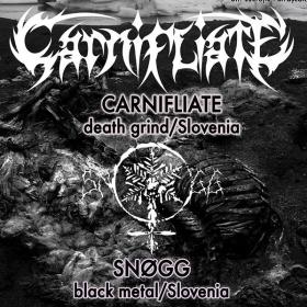 CARNIFLIATE, Snogg (Metal Under Moonlight LXXII, 25.03.2018)
