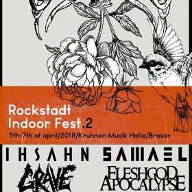 Noi confirmari pentru Rockstadt Indoor Fest: FLESHGOD APOCALYPSE, GRAVE si DEEZ NUTS