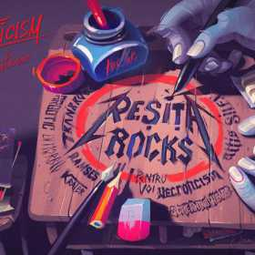 "RESITA ROCKS lanseaza piesa ""Blestem"", alaturi de Vlad Busca si Adrian ""Molester"" Dan"