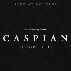 Concert Caspian in club Control