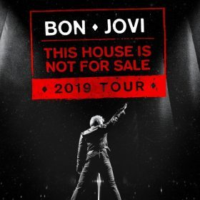 Concert Bon Jovi în Piața Constituției - This House Is Not For Sale Tour 2019