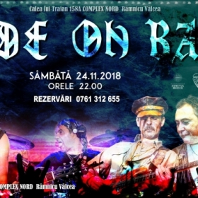 Concert Ride on Band in Aby Stage Bar, Ramnicu Valcea