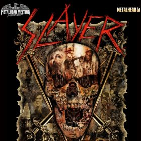 Concert Slayer - Final Show in cadrul Metalhead Meeting 2019 la Arenele Romane
