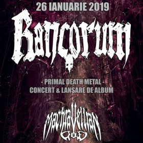 RANCORUM, Machiavellian God (Metal Under Moonlight LXXVII, 26.01.2019)