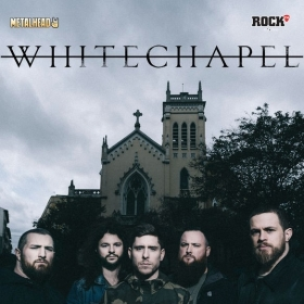 Trupa Whitechapel va sustine un concert in Club Quantic, in premiera in Romania
