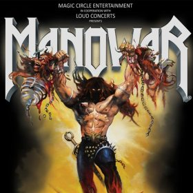 Trupa MANOWAR revine la Sofia, in turneul The Final Battle World Tour 2019