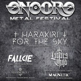 Encore Metal Festival in club Quantic