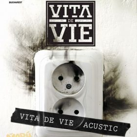 Concert Acustic - Vița de Vie la Hard Rock Cafe
