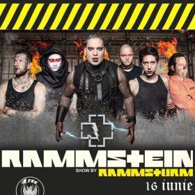 Primul concert Rammsturm (tribut Rammstein) în Club Quantic