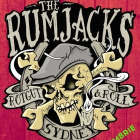 Concert The Rumjacks în Club Quantic